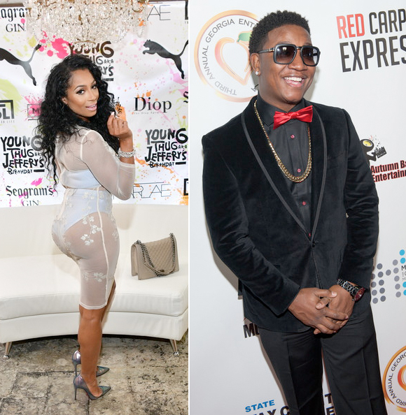 Karlie Redd Exposes Yung Joc S Booty Action Sexcapades Joc Apologizes Designer Karl Kani Is Being Accused Of Rape Celeb Report