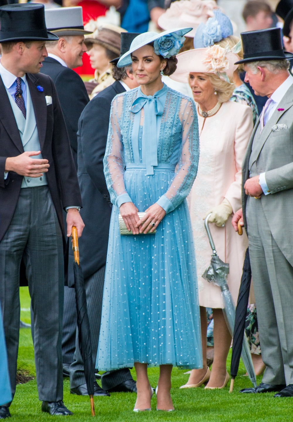 Royal Ascot, Day 1, UK - 18 Jun 2019